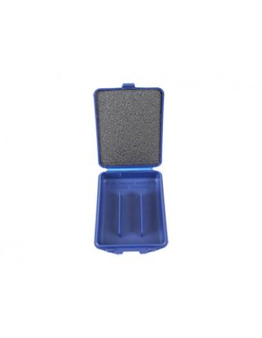 Pudełko na czoki Krieghoff niebieskie