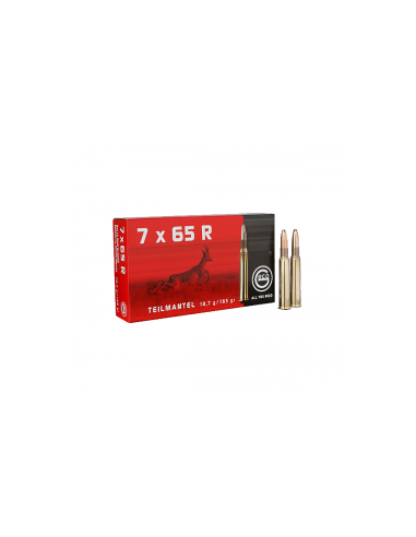 Amunicja kulowa GECO 7x65R TM...