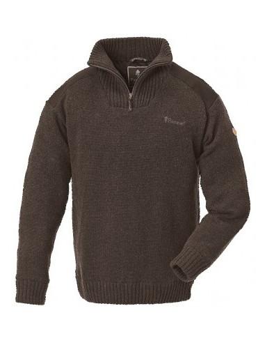 Sweter PINEWOOD HURRICANE 9648-BROWN...