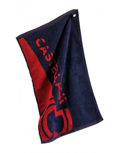 Ręcznik żakardowy CASTELLANI dark...