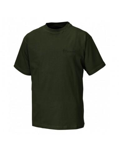 T-SHIRT PINEWOOD® - 2-PAK 9447-GREEN-L