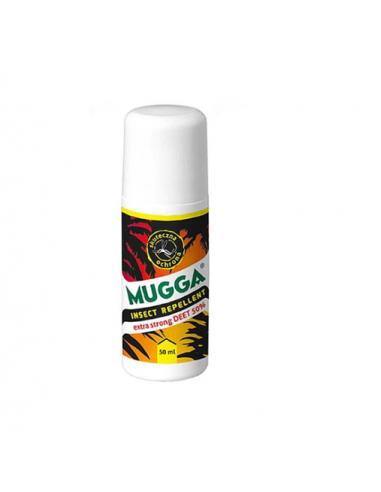 Roll-on na komary MUGGA DEET 50%