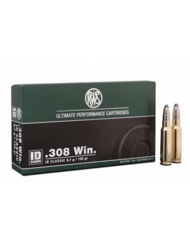 Amunicja kulowa RWS 308win ID CLASSIC...